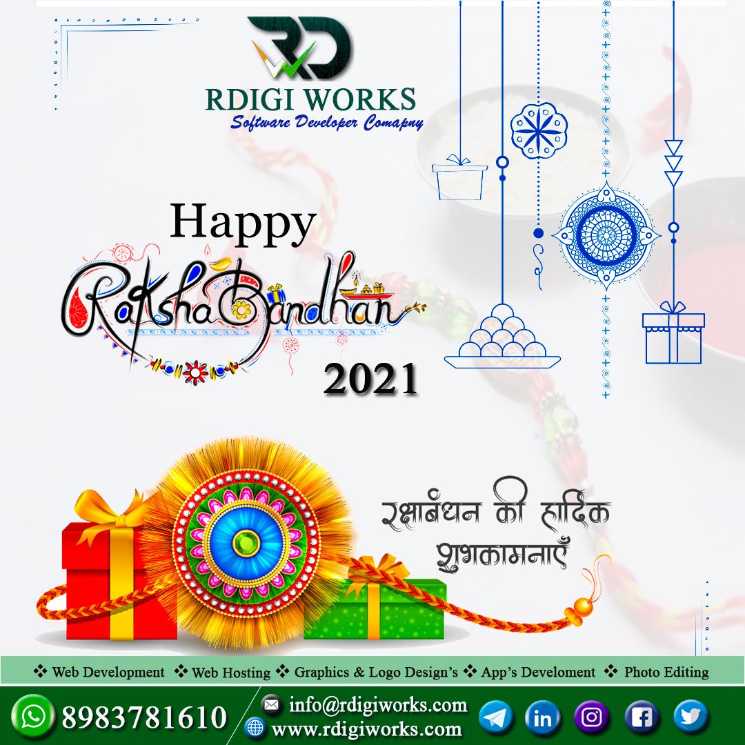 Celebrating Happy Rakshabandhan